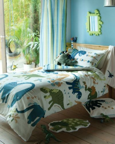 Catherine Lansfield Dino Multi Bedding Set